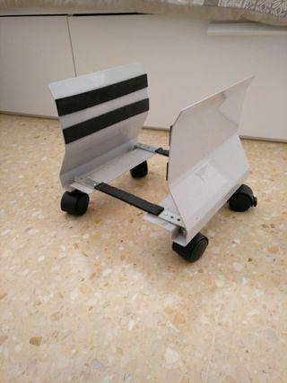 Base con ruedas para PC