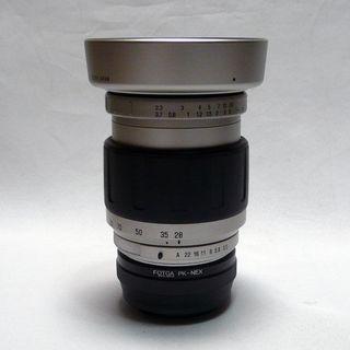 ADAPTADOR CANON/SONY OBJETIVO+PARA PENTAX 28-80mm