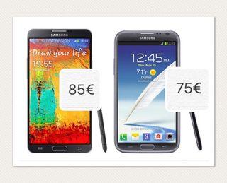 Reparación Tienda Samsung note 2 y 3 GARANTÍA