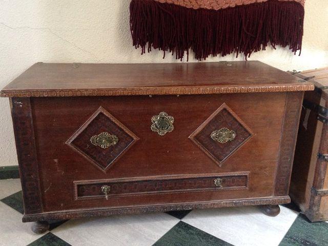 Fotos De Baules Antiguos Free Bales Antiguos Para Decoracin En - Baules-antiguos