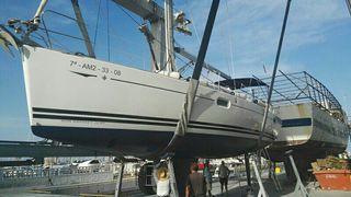 Barco Embarcación Jaeneau Sun Odissey 42DS