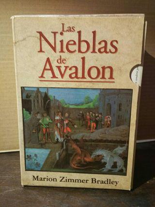Las nieblas de Avalon tetralogía