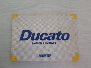 Manual Fiat Ducato