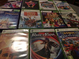 Jugos Xbox