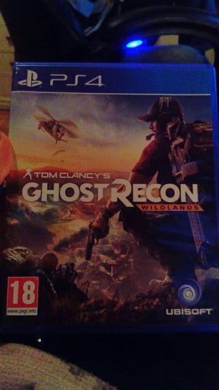 juego GhostRecon