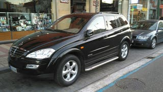 Ssangyong Kyron M200 XDi Limited