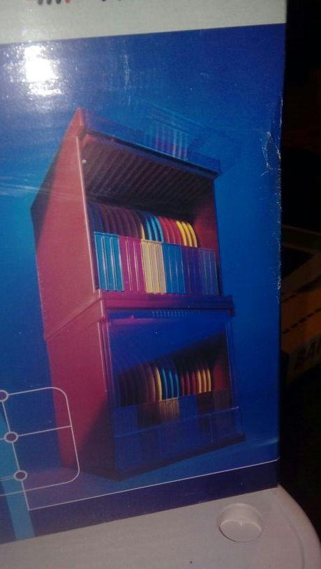 CD cubo apilable