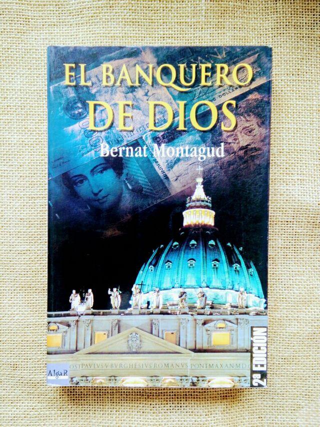 El Banquero De Dios Bernat Montagud De Segunda Mano Por 10 En Barcelona En Wallapop