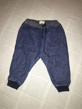 Pantalon bebe zara