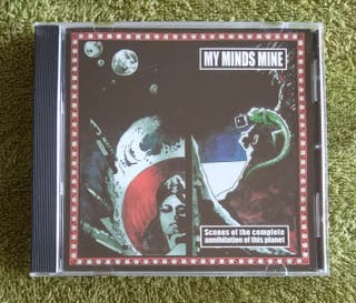 CD My Minds Mine - Scenes Of The Complete...