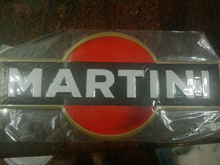 placa martini