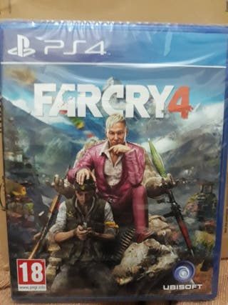 Farcry 4 play 4