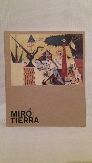 Libro de Miró :Tierra