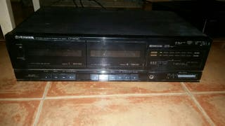 pioneer magnetofono CT-W310