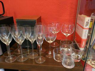 Lote Copas vino
