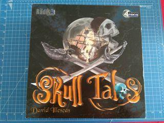 Juego de mesa. Skull Tales