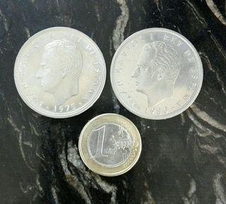 monedas de 100 pesetas