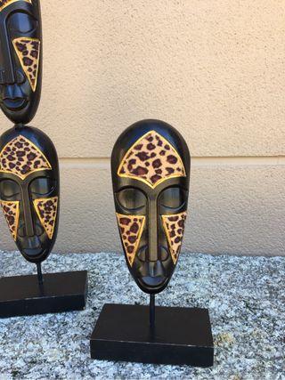 Mascaras Áfricanas