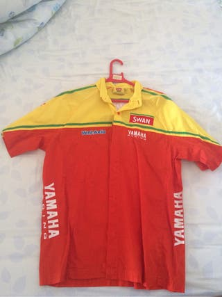 Camisa equipo British Superbikes Swan Yamaha