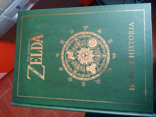 libro zelda