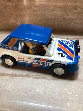 Playmobil : Coche de rally