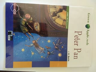 Libro infantil Peter Pan