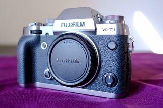 Fujifilm X-T1 Graphite.