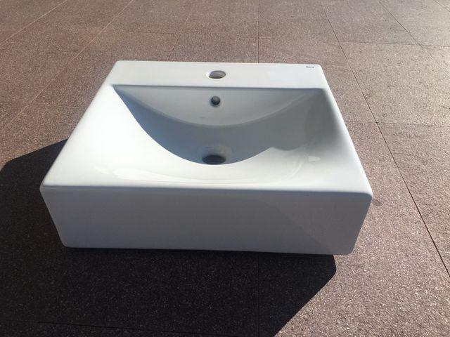 Precio Lavabo Diverta.Lavabo Diverta Sobre Encimera Interesting Lavamanos Berna
