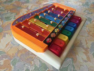 Piano antiguo Reig