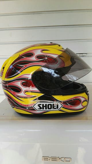 Casco shoei x-spirit vermeulen tc-3 talla L