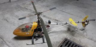 helicóptero RC 1.20 metro