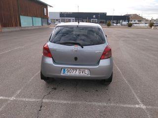 Toyota Yaris 2006 km. 165.000 Automático, diesel