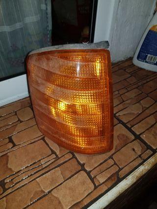 intemitente derecho mercedes w201 w124 naranja