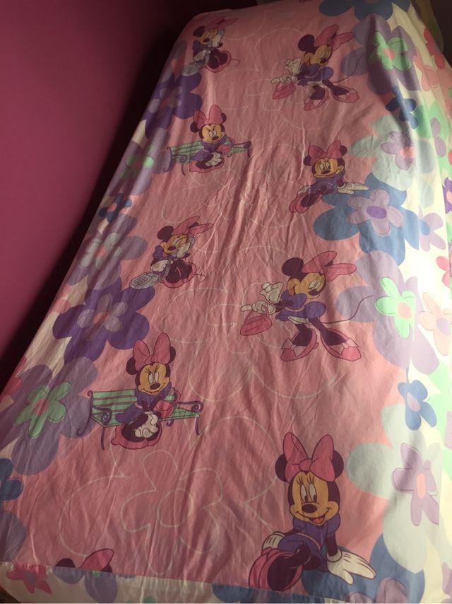 Funda Nordica Mickey Y Minnie 150.Funda Nordica Minnie Disney De Segunda Mano Por 10 En Benimodo En