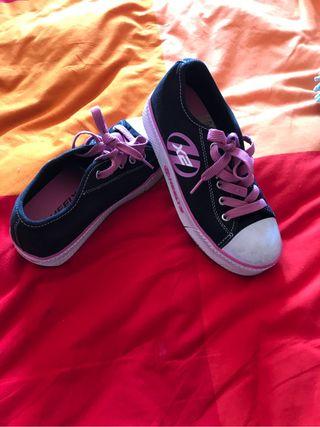Zapatillas heelys talla 35