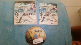 juego ps3 EL SHADDAI