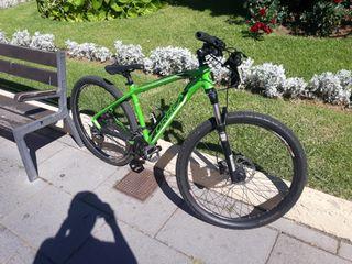 Bicicleta mtb orbea mx30 27,5 buen estado