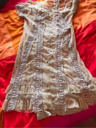 Vestido stradivarius talla s