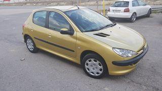 peugeot 206 1400 gasolina