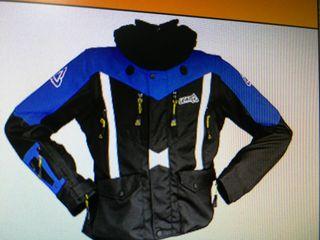 chaqueta de enduro leatt gpx aventure
