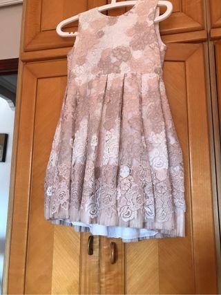 Vestido comunion/fiesta talla 12