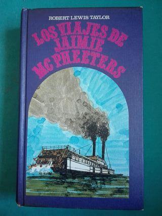 Libro «LOS VIAJES DE JAIMIE MC PHEETERS»