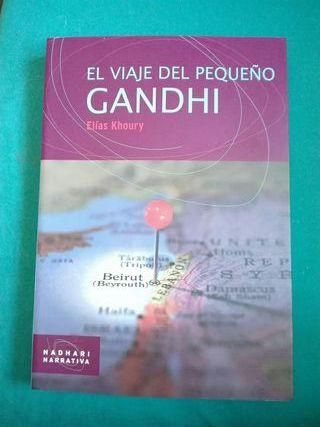 Libro «EL VIAJE DEL PEQUEÑO GANDHI»
