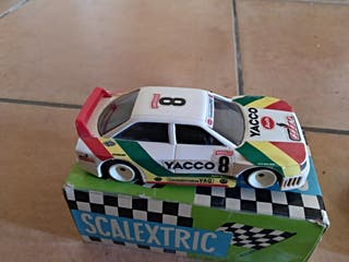 3 coches Scalextric