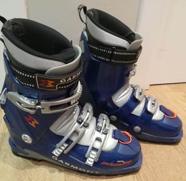 Botas esqui travesia