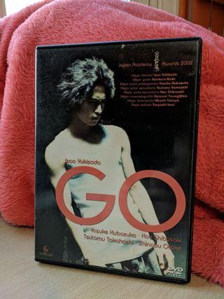 Película GO DVD