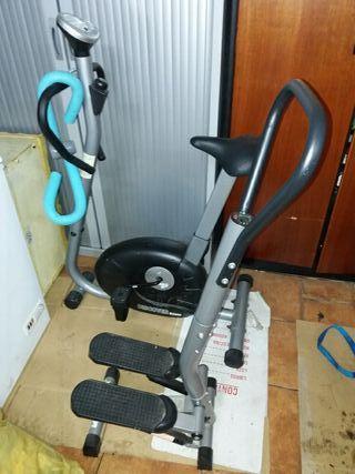 PACK máquinas de ejercicio