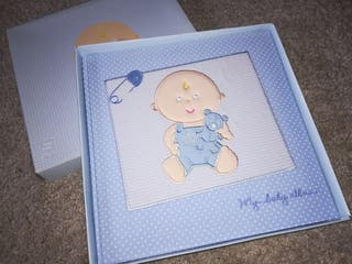 My baby album de Tuc-tuc
