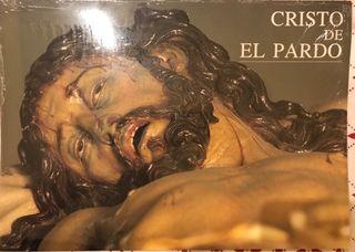 El Cristo de El Pardo, 4 láminas, NUEVO
