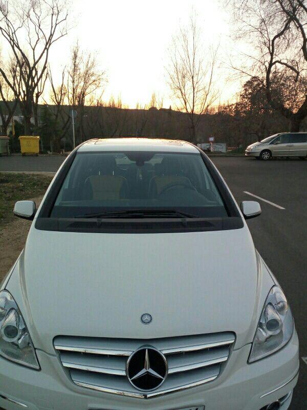 Mercedes-Benz Clase B 2010